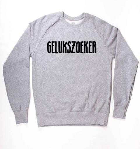 Gelukszoeker Sweater from Gelukszoekers